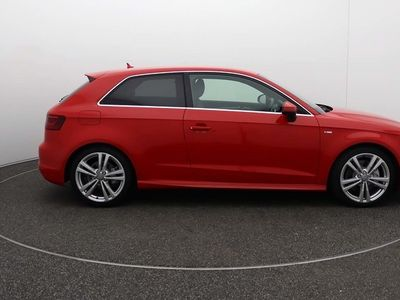 used Audi A3 TFSI S LINE 1.8 3dr