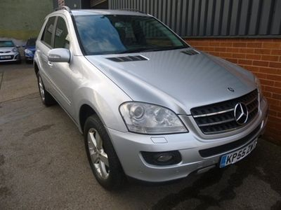 used Mercedes ML500 M Class 5.0SE 7G-Tronic 4x4 5dr