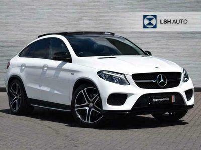 used Mercedes GLE450 AMG Gle CoupeAMG 4Matic Premium Plus 5dr 9G-Tronic Estate