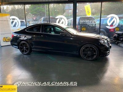 used Mercedes C220 C ClassCDI BlueEFFICIENCY AMG Sport Plus 2dr Auto