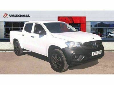 used Mercedes E250 X-Class X-CLASS Diesel d 4Matic Pure Double Cab Pickup Auto