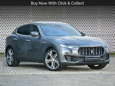 used Maserati Levante V6 5dr Auto 3.0