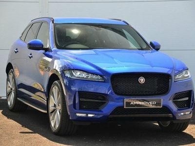used Jaguar F-Pace 2.0i R-Sport Auto AWD (s/s) 5dr