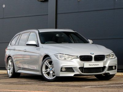used BMW 320 3 Series I M Sport 5Dr Step Auto