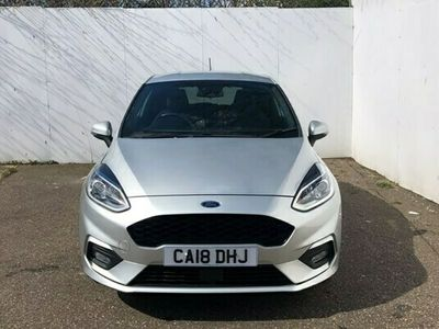 used Ford Fiesta 1.0 EcoBoost ST-Line 3dr