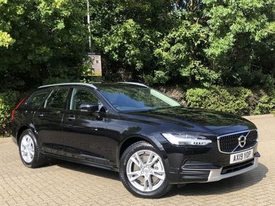 used Volvo V90 CC 2.0 D4 5Dr Awd Geartronic diesel estate