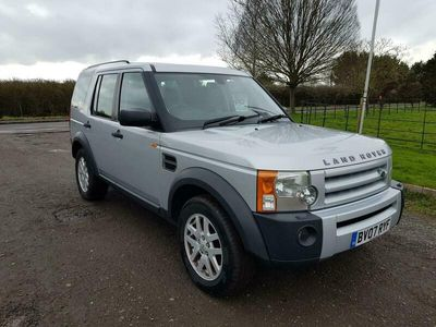 used Land Rover Discovery 2.7 Td V6 XS 5dr Auto