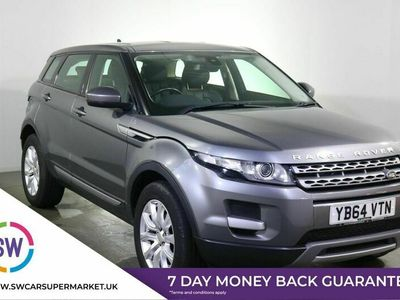 used Land Rover Range Rover evoque SD4 PURE 2.2 5dr