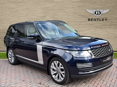 used Land Rover Range Rover AUTOBIOGRAPHY V8 A 5.0 V8 S/C AUTOBIOGRAPHY 4DR AUTO