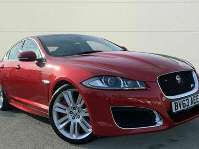used Jaguar XFR XF 5.0 V8 SuperchargedSaloon 4dr Petrol Automatic (s/s) (268 g/km, 503 bhp)