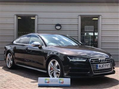used Audi A7 S7 TFSI Quattro 5dr S Tronic 4.0