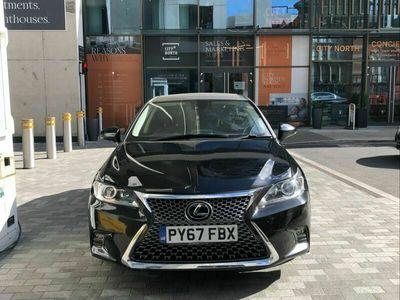 used Lexus CT200h 1.8 200h Luxury CVT (s/s) 5dr