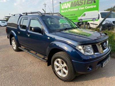 used Nissan Navara 2.5 dCi Outlaw Double Cab Pickup 4dr, 2005, not known, 103000 miles.