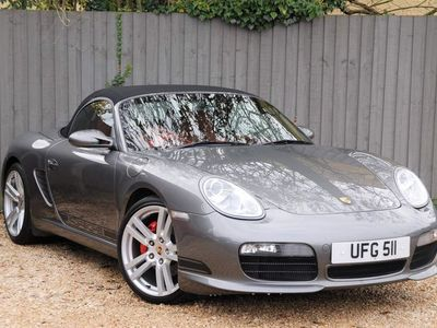 used Porsche Boxster 3.4 987 S Sport Edition 2dr
