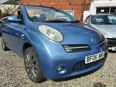 used Nissan Micra C+C 1.6 Sport 2dr