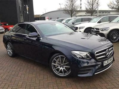 used Mercedes E350 E Class Diesel SaloonAMG Line Edition Premium 4dr 9G-Tronic 2.9