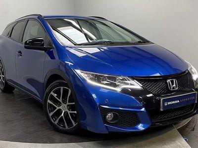 used Honda Civic 1.8 i-VTEC Sport Nav 5dr