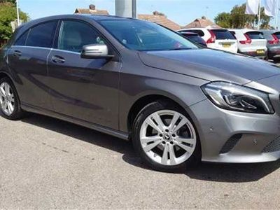 used Mercedes A180 A-Class 1.6Sport Premium Auto 5-Dr Hatchback - Light Grey Leather and Full Hi 5dr