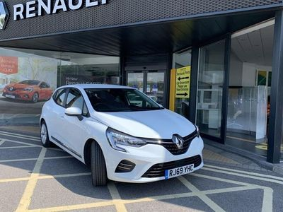 used Renault Clio 1.0 Tce (100BHP) Play 5Dr Hatchback