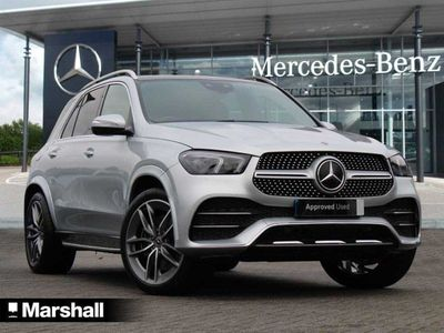 used Mercedes GLE450 AMG GL Class4Matic AMG Line 5dr 9G-Tronic [7 Seats] Estate 2019