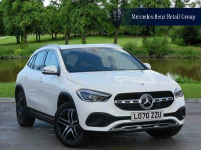 used Mercedes GLA200 Sport 5dr Auto 1.3