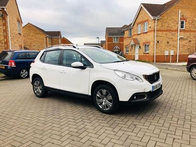 used Peugeot 2008 1.6 BlueHDi Active SUV 5dr Diesel (75 ps)