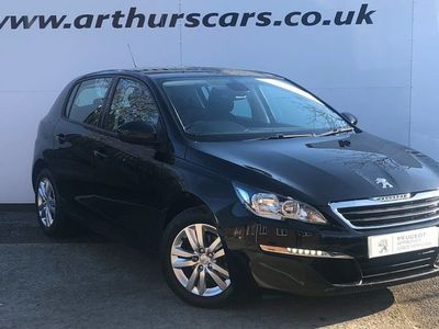 used Peugeot 308 BLUE HDI S/S ACTIVE 1.6 5dr