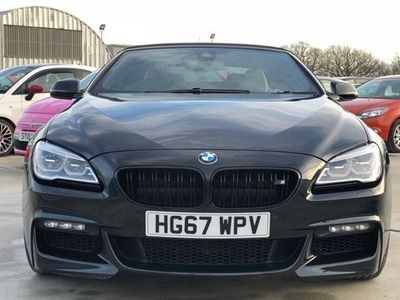 used BMW 640 6-Series Convertible i M Sport 2d Auto