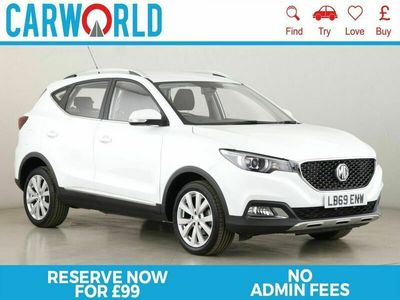 used MG ZS 1.0 EXCITE 5d 110 BHP