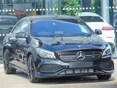 used Mercedes CLA200 Cla ClassAMG Line Night Edition Plus 4dr 1.6