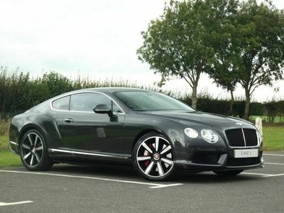 used Bentley Continental GT PETROL AUTOMATIC COUPE 2 DOORS