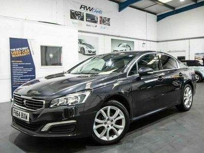 used Peugeot 508 1.6 E-HDI ACTIVE 4d 115 BHP