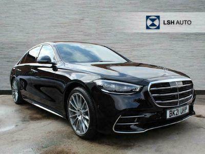 used Mercedes S350 S ClassL AMG Line Premium 4dr 9G-Tronic Saloon diesel saloon
