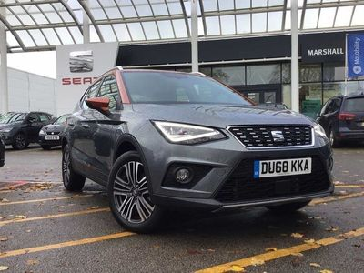used Seat Arona 1.0 TSI 115 Xcellence 5dr hatchback