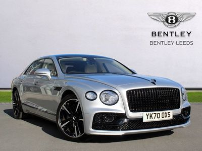 used Bentley Flying Spur 6.0 W12 4dr Auto saloon