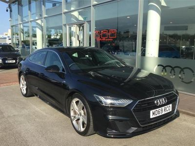 used Audi A7 Sportback DIESEL 50 TDI Quattro S Line 5dr Tip Auto 3.0