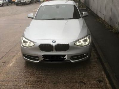 used BMW 120 1 Series 2.0 d Sport 5dr
