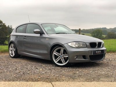 used BMW 120 1 Series 2.0 d M Sport 3dr
