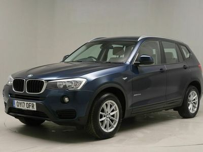 used BMW X3 xDrive20d SE 5dr Step Auto - HEATED SEATS - CLIMATE CONTROL 2.0