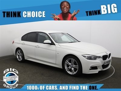 used BMW 320 3 Series D M SPORT for sale | Big Motoring World