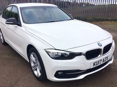 used BMW 320 3 Series d Sport 4dr Saloon 2017