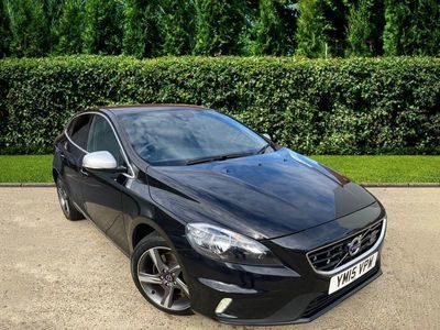 used Volvo V40 D4 [190] R DESIGN 5dr Geartronic