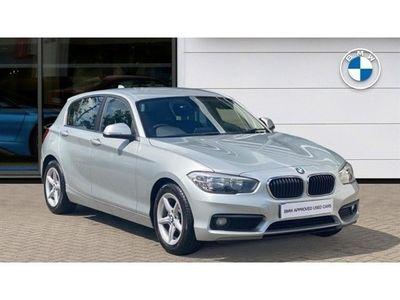 used BMW 116 1 Series d EfficientDynamics Plus 5dr