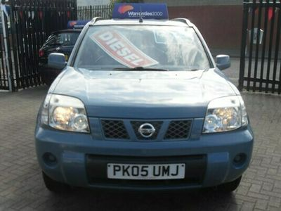 used Nissan X-Trail 2.2 dCi SE 5dr