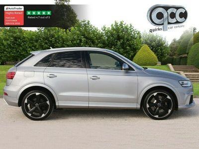 used Audi RS3 TFSI QUATTRO