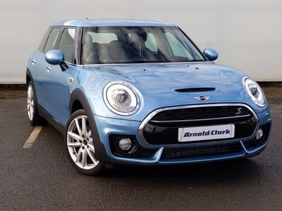 used Mini Cooper S Clubman 2.0 Cooper S D 6dr