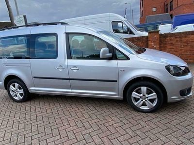 used VW Caddy Maxi Life Estate 1.6 TDI Maxi 5d