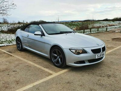 used BMW 635 Cabriolet
