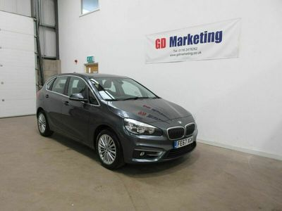 used BMW 216 2 SERIES ACTIVE TOURER d Luxury 5dr [Nav] Step Auto [Heated Leather] 1.5
