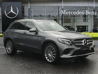 used Mercedes E250 GLC GLC d 4Matic AMG Line 5dr 9G-Tronic